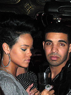 Rihanna Parties with Her New Guy – and Fergie