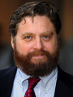 Did You Know? Zach Galifianakis Has Ties to Kanye West