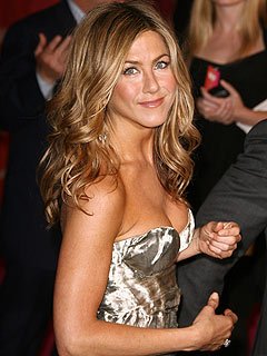 Jennifer Aniston Pokes Fun at Her Life and Movies