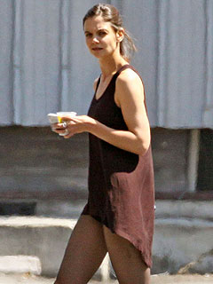 Does Katie Holmes Think She CanDance?