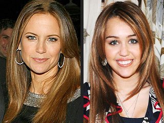 Kelly Preston Returned to Work for Miley Cyrus