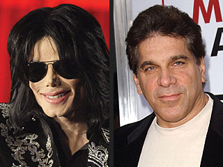 Lou Ferrigno Training Michael Jackson for Tour