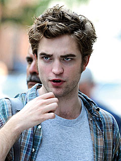Report: Robert Pattinson Hit by Taxicab