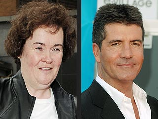 Susan Boyle to Sing &#39;Everybody Hurts&#39; to Help Haiti | Simon Cowell, Susan Boyle