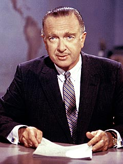 TV News Legend Walter Cronkite Dies at 92