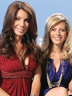 Housewives Reunion: Dina Accepts Danielle&#8217;s&nbsp;Apology