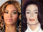 Beyonc&#233;, Top Stars Tip Their Hats to Jackson | Beyonce Knowles, Michael Jackson