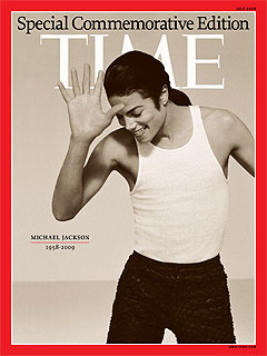 Time Magazine to Publish Special Jackson Issue