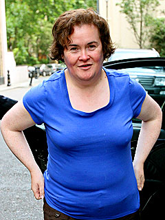 Susan Boyle Comes Home to Find an Intruder | Susan Boyle