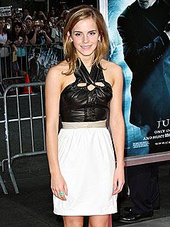 Emma Watson Throws Harry Potter Farewell Dinner | Emma Watson