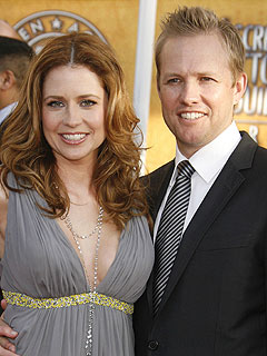 Office Costar Calls Jenna Fischer&#39;s Wedding &#39;Beautiful&#39; | Jenna Fischer