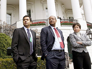 Kumar Goes to the White House!