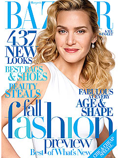 Kate Winslet Happy to Go Nude &#8211; For Now