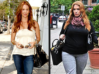 Poppy Montgomery 'Bulks Up' for New Role