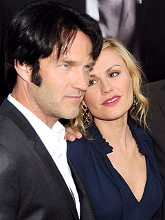 What Makes Stephen Moyer Happy? Love Scenes with Anna Paquin