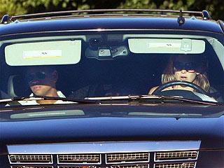 Kate Hudson & A-Rod Hit the California Beach