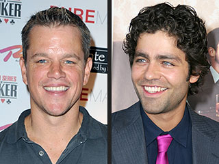 Matt Damon Fundraises on Entourage
