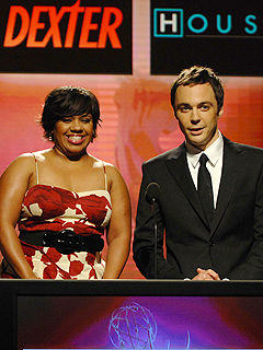 Emmy Reactions: Chandra Wilson 'Duped' by Double Nomination   Chandra Wilson