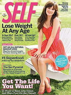 Zooey Deschanel Makes the Most of Summer| Zooey Deschanel