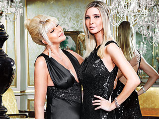Ivana Trump Thrilled About Ivanka's Engagement