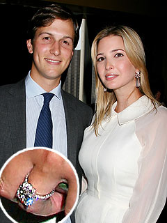 Ivanka Trump Marries Jared Kushner in Lavish Ceremony