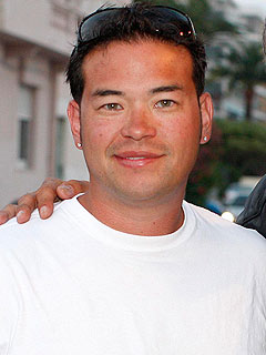 Jon Gosselin's Children Welcome Him Home
