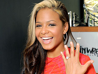 Friend Confirms Christina Milian's Engagement
