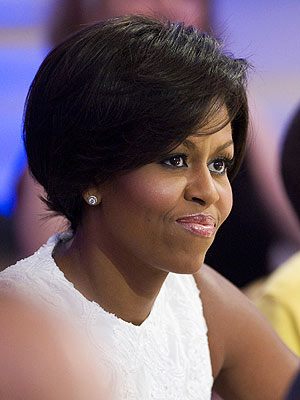 michelle obama 300 The First Lady Gets a New Look