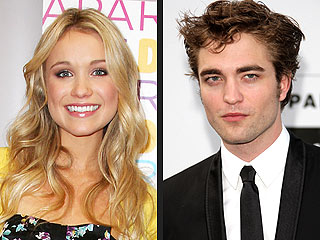 Katrina Bowden Is Just Not That Into Robert Pattinson