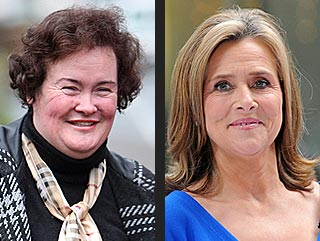 Meredith Vieira on Susan Boyle: 'She's Figuring It Out'