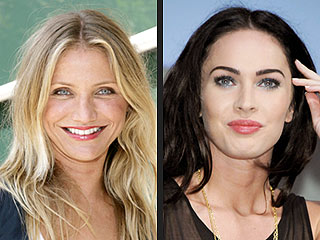 Cameron Diaz & Megan Fox Freaked Out By Horror Films