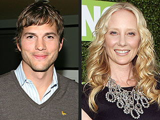 Ashton Kutcher, Anne Heche Expose Their Onscreen Sex Life