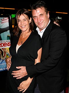 Daniel Baldwin Welcomes a Baby Girl   Daniel Baldwin