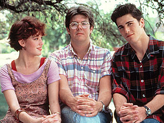 Molly Ringwald Pays Tribute to John Hughes