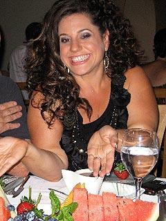Marissa Jaret Winokur: I'll Tweet Before I Eat| Bodywatch, Marissa Jaret Winokur