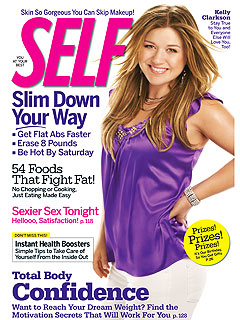 Kelly Clarkson Shoots Back at Weight Critics
