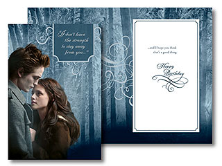 Get Your Twilight Greeting Cards!