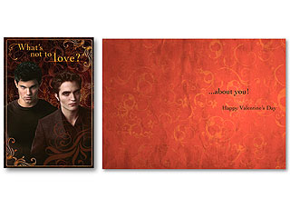 Get Your Twilight Greeting Cards!| Movie News, Robert Pattinson, Taylor Lautner