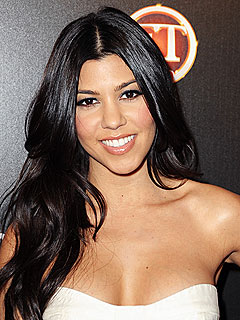 Pregnant Kourtney Kardashian: I Wish My Dad Was Alive
