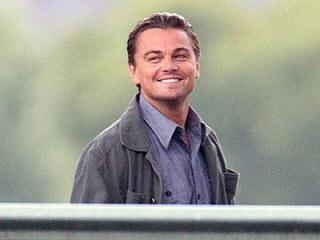 Inside Leonardo DiCaprio's Top-Secret Movie Set | Leonardo DiCaprio