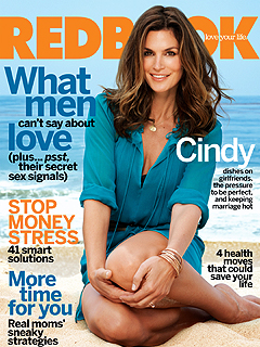 Cindy Crawford Refuses to Hide Being 43 | Cindy Crawford
