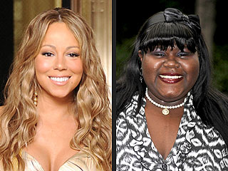 New BFF Alert: Mariah Carey Finds a 'Bestie' in Precious Costar