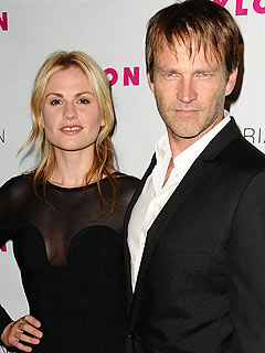 True Blood Costar Unaware of On-Set Romance| Couples, True Blood, Anna Paquin, Ryan Kwanten, Stephen Moyer