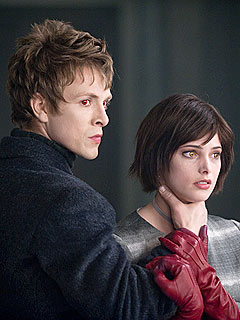 EXCLUSIVE: First Look at New Moon&#39;s Evil Volturi| The Twilight Saga: New Moon, Movie News, Dakota Fanning, Stephenie Meyer