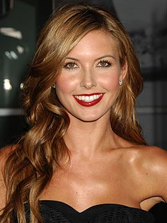 Audrina Patridge 'Graduating' From The Hills