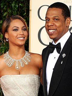 Jay-Z and Beyoncé Party in Vegas