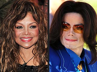 Michael Looked 'Absolutely Fabulous' for Burial, Says LaToya | Latoya Jackson, Michael Jackson
