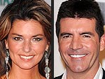 Shania Twain &#39;Having the Best Time&#39; as Idol Guest Judge | Shania Twain, Simon Cowell
