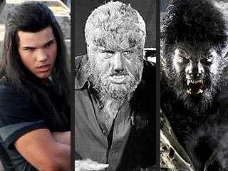 Vampires Are So 2009 – Welcome, Werewolves! | Benicio Del Toro, Lon Chaney Jr., Taylor Lautner