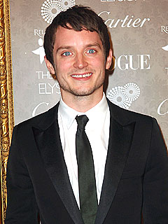 Elijah Wood Sips Whiskey Cocktails in L.A.